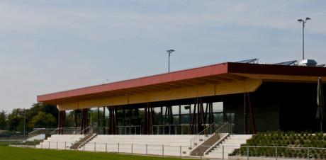 Stade des Cherpines